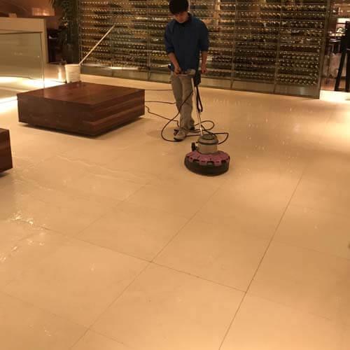 京都市東山区のホテル清掃