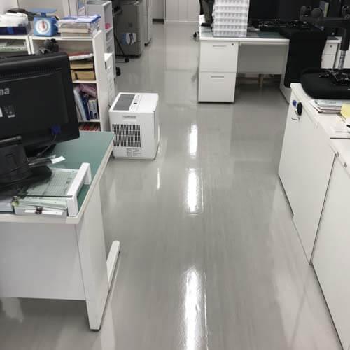 京都市西京区の事務所清掃