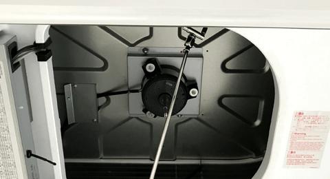 店舗のエアコン洗浄