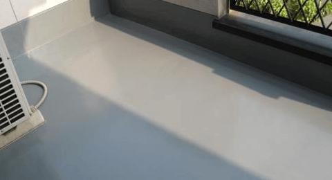 ハウスクリーニング|ベランダの洗浄