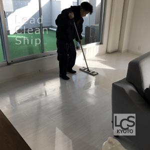 建築会社様の事務所清掃