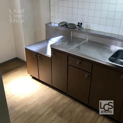 極度汚れキッチンのお掃除後
