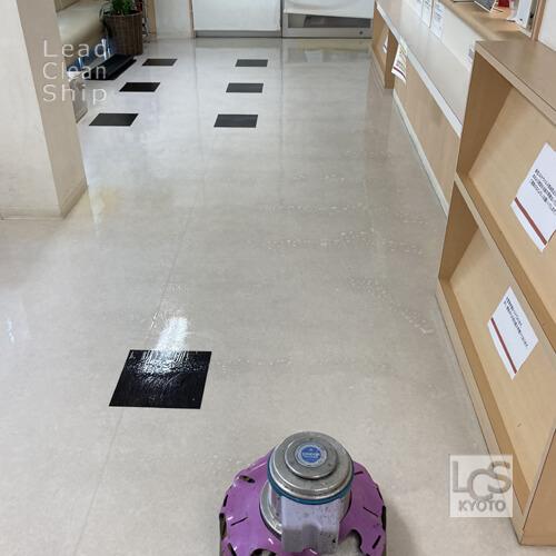 京都の歯科眼科さま床洗浄