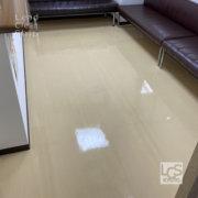 京都市北区の歯科クリニックさま床剥離後