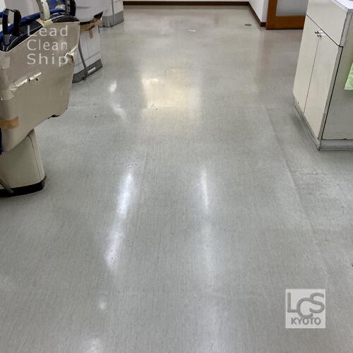右京区の歯科医院さま床剥離前2